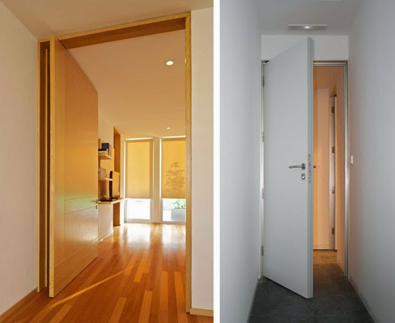 Cómo elegir una puerta de madera
