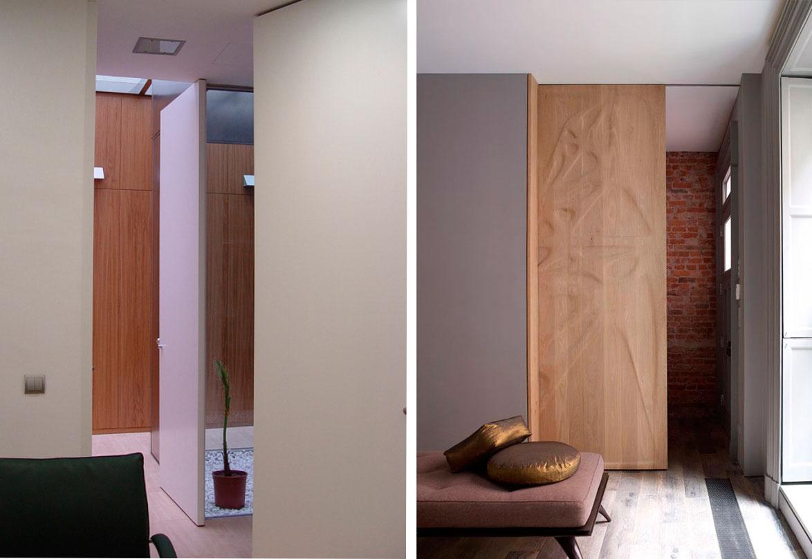 C mo elegir una puerta de madera for Como reciclar puertas de madera