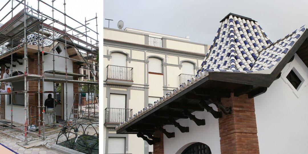 Finalizada la primera fase de las obras de rehabilitación en el Parque de la Carrera