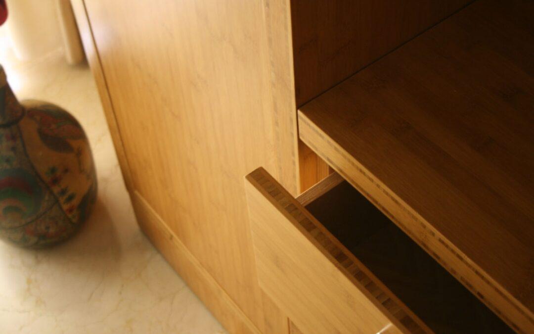 Muebles de bambú. Grupo GUBIA