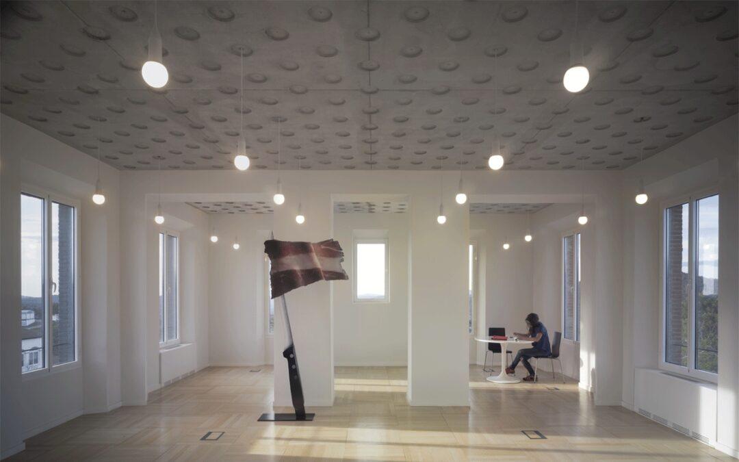 Gubia and Polugroup design together the Iberian Development Center in Jabugo
