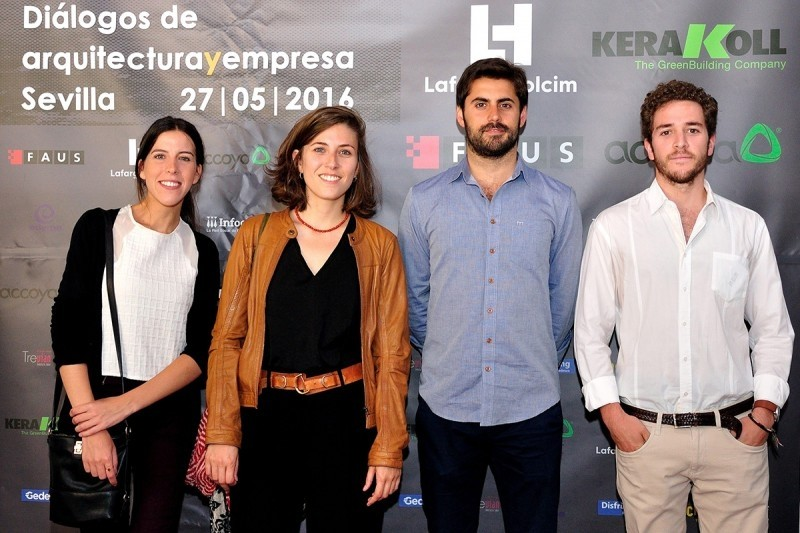 Jornadas de Arquitectura y Empresa en Sevilla