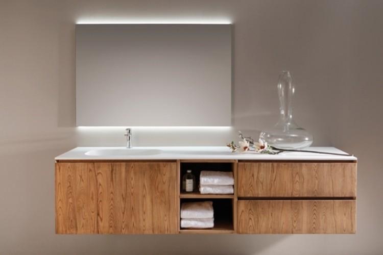 Incorporando diseño y madera en nuestros baños