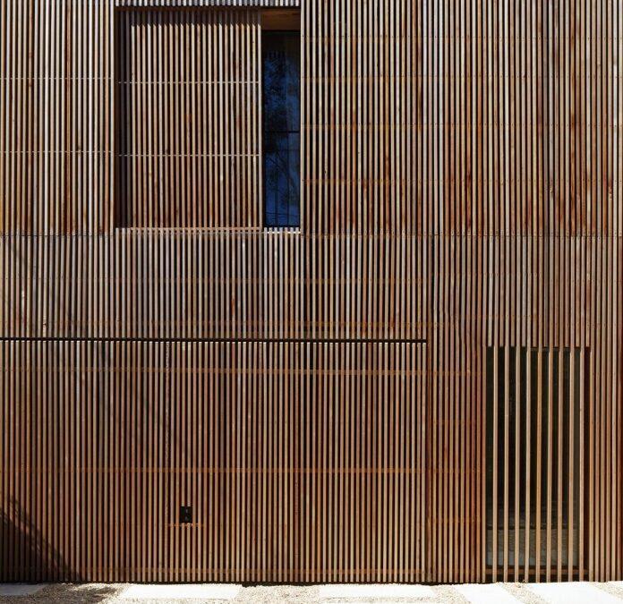 Claves para el diseño y ejecución de una fachada de madera