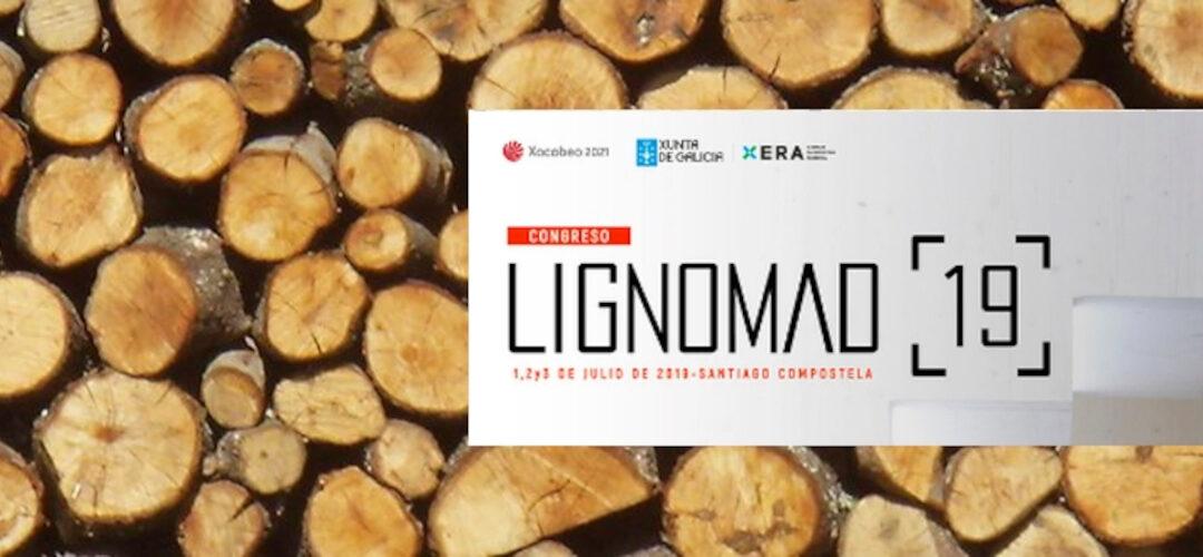 Gubia presente en Lignomad 2019