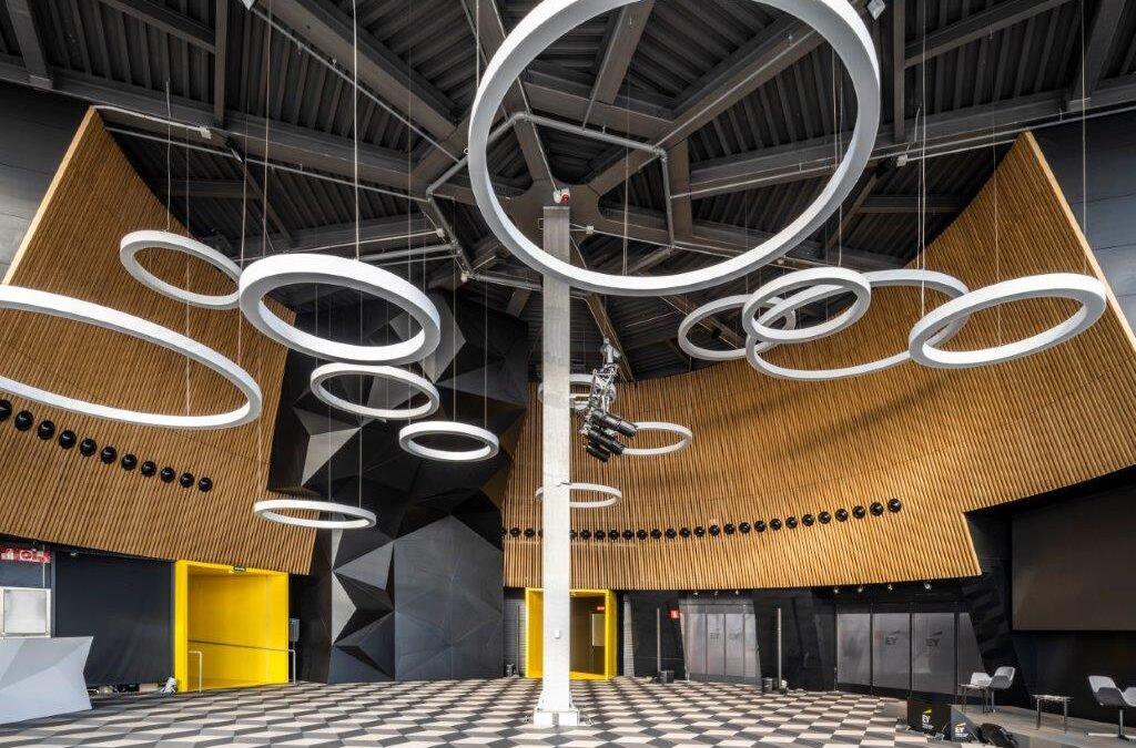 Soluciones técnicas avanzadas de arquitectura y construcción en Torre Titania